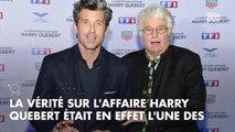 """""""Merci à tous"""" : Patrick Dempsey se félicite des audiences de La Vérité sur l'affaire Harry Québert en France"""
