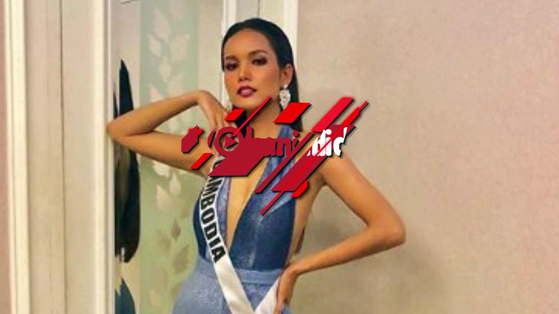 Finalis Miss Universe 2018 Sempat Menangis Karena Tidak Bisa Bahasa Inggris