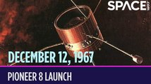 OTD in Space - Dec. 12: Pioneer 8 Launches on Mission to Study the Sun