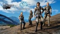 Final Fantasy XV x Final Fantasy XIV Online - Trailer de lancement