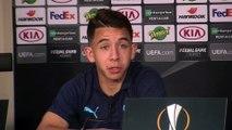 """OM-Apollon : Maxime Lopez """"on doit tous faire mieux aujourd'hui"""""""