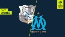 Résumé Amiens SC - Olympique de Marseille(1-3)2018-19