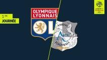 Résumé Olympique Lyonnais-Amiens sc (2-0)2018-19