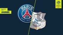 Résumé-Paris Saint Germain-Amiens sc (5-0)2018-19