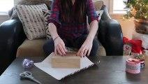 Comment Emballer un Cadeau Quand le Papier Cadeau EST TROP PETIT.