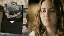 Sonakshi Sinha orders headphones online, receives rusted iron pieces | FilmiBeat