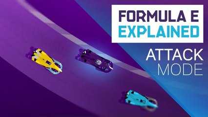 Beginner's Guide To ATTACK MODE | Formula E Explained | ABB FIA Formula E Championship