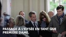 """Carla Bruni-Sarkozy à Valérie Trierweiler : """"Vous êtes une battante, une vraie amoureuse"""""""