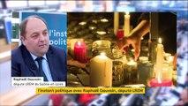 """Raphaël Gauvain : """"il est souhaitable que les Gilets jaunes rentrent dans le débat politique dans le cadre des européennes""""."""