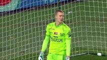 But de Eddy Gnahore   EA Guingamp vs Amiens SC   (1-2) - 2018-19