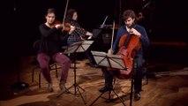 Dimitri Chostakovitch : Trio pour piano et cordes n° 1 en ut mineur op. 8 (Trio Karénine)