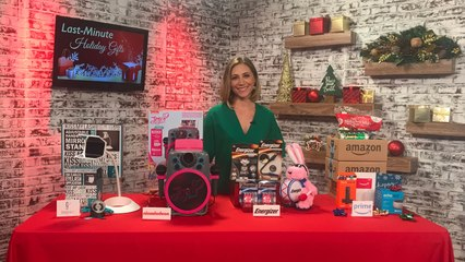 Last-Minute Holiday Gifts with Megan Harris