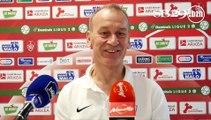 BREST - BÉZIERS | Conférence de presse d'avant-match