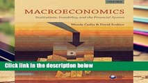 A.M.A.Z.O.N C.H.A.R.T.S  Macroeconomics: Institutions, Instability, And The Financial System For