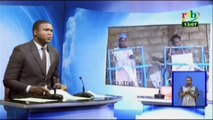 RTB - Lancement du projet de renforcement des capacités productrices des associations et groupements d'artisans tisseuses du Burkina par le Ministre du Commerce et de l'Artisanat