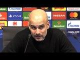 Manchester City 2-1 Hoffenheim - Pep Guardiola Full Post Match Press Conference - Champions League