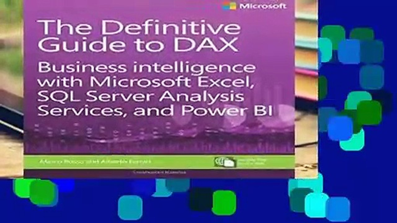 Full E-book Definitive Guide to DAX, The Business