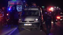 Mersin Narenciye Yüklü Kamyon Polis Aracına ve Bir Otomobile Çarptı: 3'ü Polis Memuru 6 Yaralı