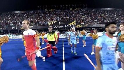 India vs Netherlands Highlights - Men's Hockey World Cup