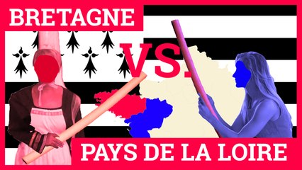 Nantes en Bretagne : ça s'en va et ça revient
