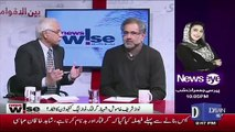 When You Were PM The Civil-Military Relationship Were Better Than When Nawaz Sharif Was PM.. Shahid Khaqan Response