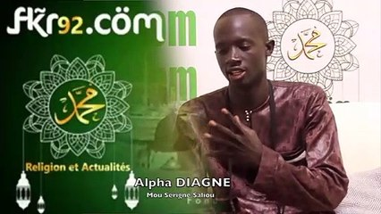Alpha Diagne  Naby