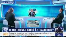 Attaque de Strasbourg: opérations policières terminées au Neudorf (2/3)