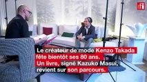 Mode : Kenzo Takada, le plus Parisien des créateurs japonais