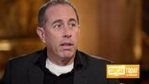 Jerry Seinfeld Discusses Kevin Hart's Academy Awards Fallout   THR News
