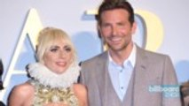 Lady Gaga & Bradley Cooper Claim No. 1 Spot on Dance Club Songs Chart | Billboard News