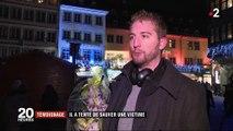 """Attentat de Strasbourg : """"C'est pas évident quand vous vous dites que vous avez vu une personne mourir dans vos bras"""""""
