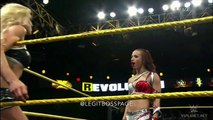 Sasha Banks vs. Charlotte Flair NXT Takeover: R Evolution Highlights