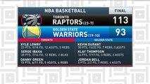 Tiki and Tierney: Raptors defeat Warriors without Kawhi Leonard