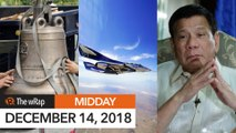 Duterte reacts to Ressa's Time cover   Midday wRap