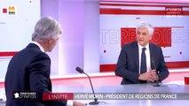 Invité : Hervé Morin - Territoires d'infos (14/12/2018)