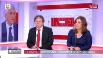 Best Of Territoires d'Infos - Invité politique : Hervé Morin ( 14/12/18)