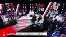 Les GG veulent savoir : Qui sera la Grande Gueule de l'année 2018 ? - 14/12