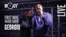 "Georgio : ""Monnaie"" (Live @Mouv' Studios)"