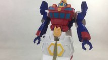 Transformers Rescue Bots Deep Water Rescue High Tide Transforming || Keith's Toy Box