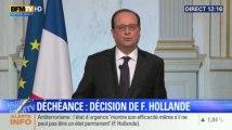 Déchéance de nationalité : Hollande renonce au Congrès
