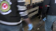 Kapıkule'de uyuşturucu operasyonu: Piyasa değeri 1 milyon 500 bin TL uyuşturucu ele geçirildi
