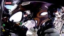 Tourisme spatial: Virgin Galactic atteint l'espace