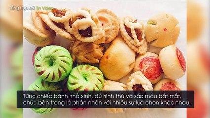 Việt Nam ăn gì ngon: Ngây ngất trước món bánh đặc sản Phú Quốc có hình dáng cute hết nấc