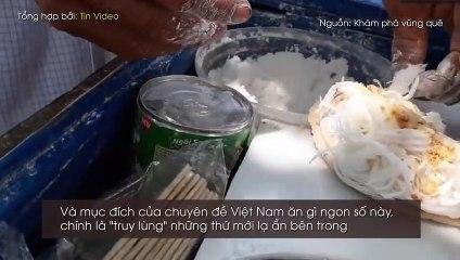 Việt Nam ăn gì ngon: Xin ngược về tuổi thơ để thưởng trọn thức quà quê dân dã - kẹo chỉ tơ hồng