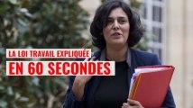 Comprendre la loi Travail El Khomri en 60 secondes