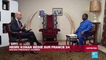 """Henri Konan Bédié : """"l'alliance RHDP qui date de 2005 n'existe plus"""""""