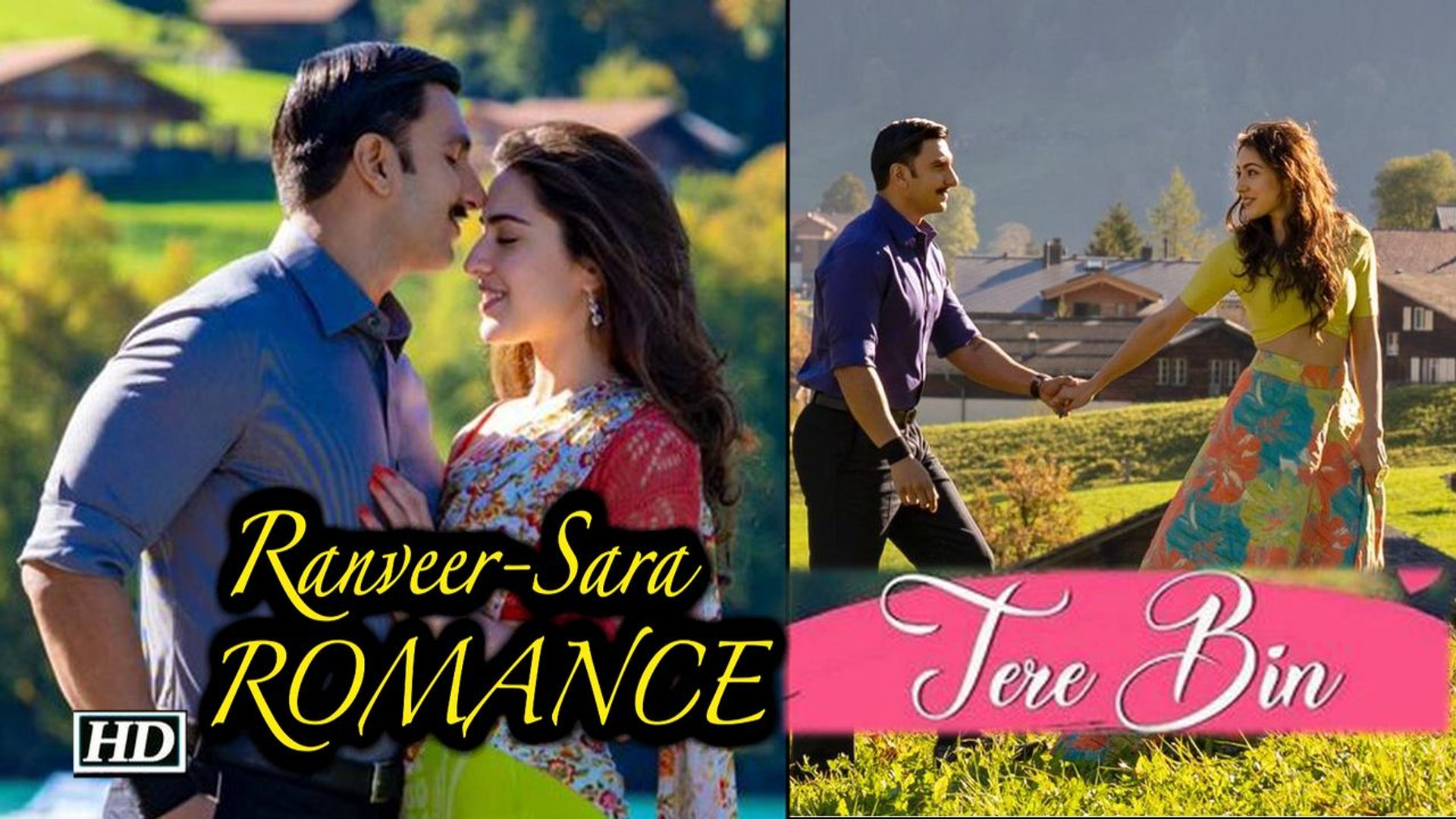 Tere Bin SONG | Ranveer -Sara will make you fall in LOVE | Simmba