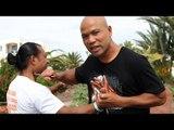 Filipino Martial Art VS Wing Chun Part 2 | Master Wong
