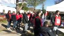 Alpes de Haute Provence : La CGT du centre hospitalier de Digne les Bains crie sa colère