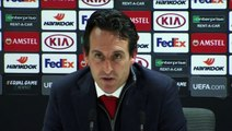 Arsenal manager Unai Emery looks ahead to Southampton game in EPL